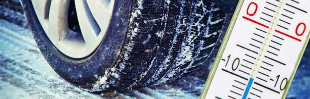 Why it is important to get your tyres checked during winter