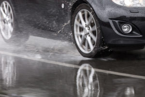 How Rain can Affect your Car